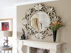 A Beautiful Mirror Idea For a Modern Interior Design | www.bocadolobo.com #bocadolobo #luxuryfurniture #exclusivedesign #interiodesign #designideas #mirrorideas #creativemirrors #originalmirrors #mirrordesigns