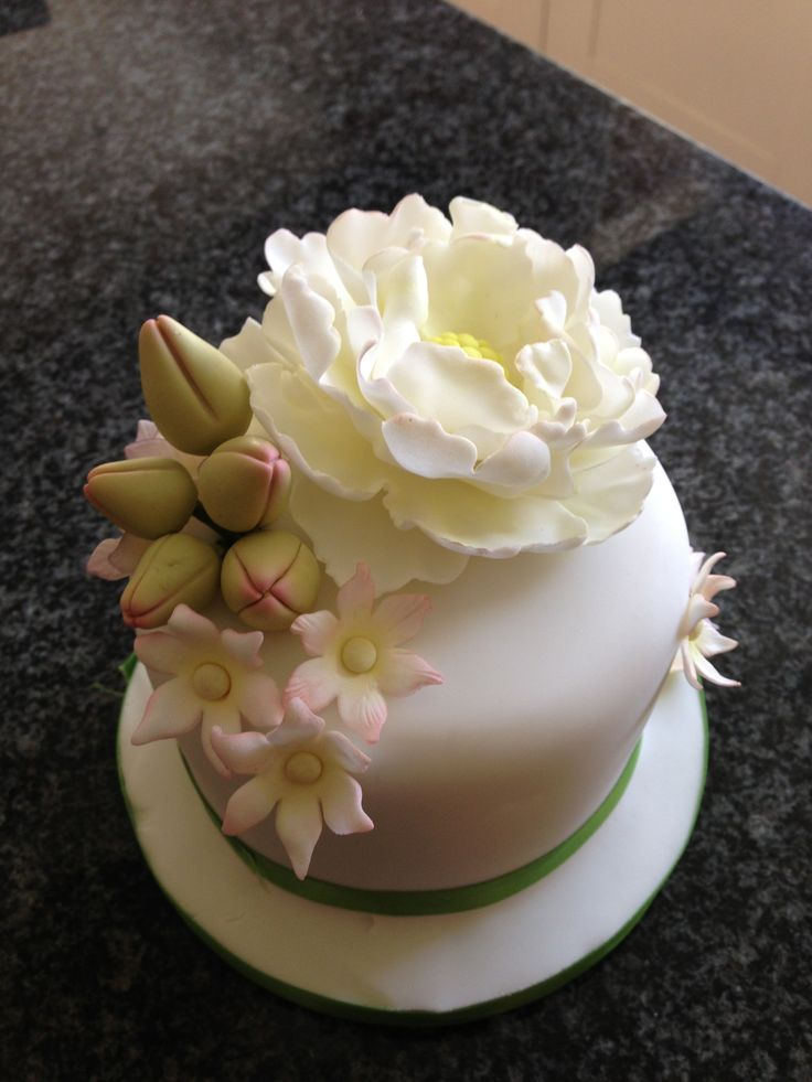 Mum's birthday cake..