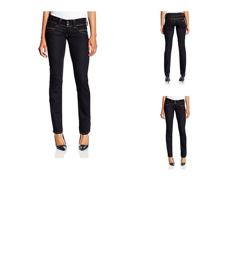 8433979964820 | #Pepe #Jeans #Damen #Jeans #Venus, #Blau #(Denim #000-M15), #W24/L30 #(Herstellergröße: 24)