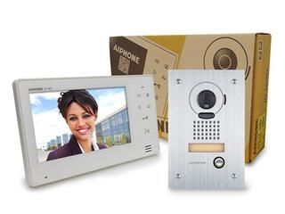 AiPhone JOS-1F Video Intercom Kit