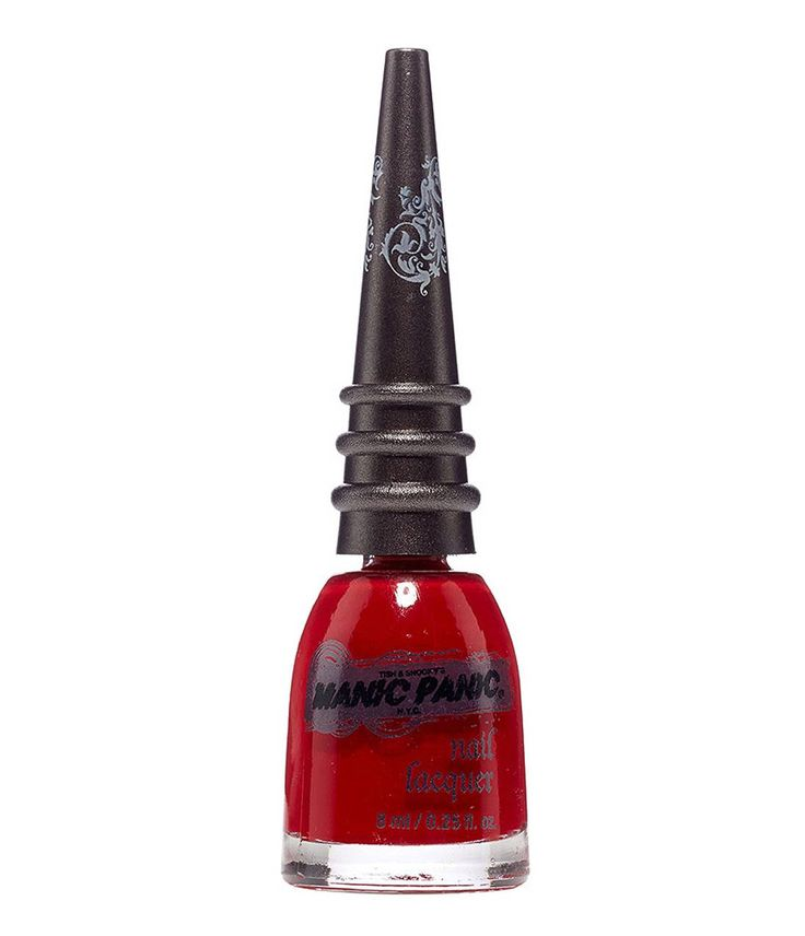 Manic Panic Red Poison Apple Claw Colors Nail Polish - Gothic Glam - Collections | Unique Vintage