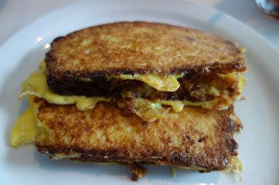 Suzannah's The Late-Night Gossip Grilled Cheese #KiwiFaves