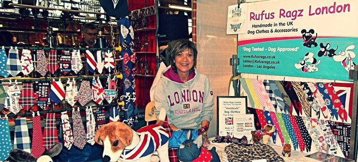 Rufus Ragz - Arts & Crafts Market - August 2014 Winner