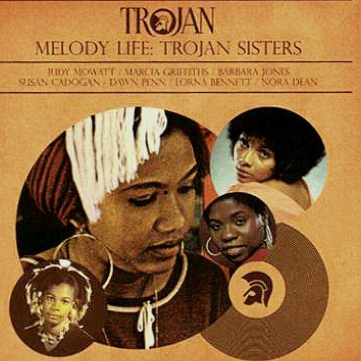 TROJAN SISTERS - Melody Life