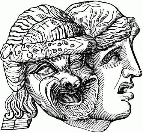 Η Γένεση του Αττικου Θεατρου και η Αθηναϊκη Δημοκρατια | ΑΡΧΑΙΩΝ ΤΟΠΟΣ