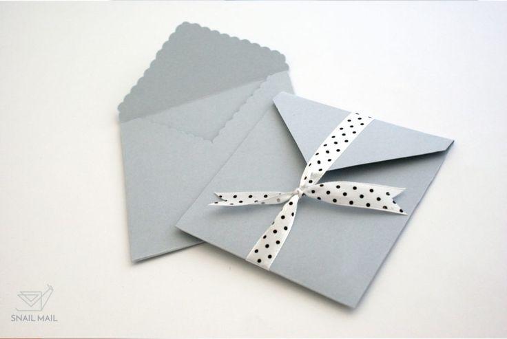 jak zrobić kopertę diy tutorial