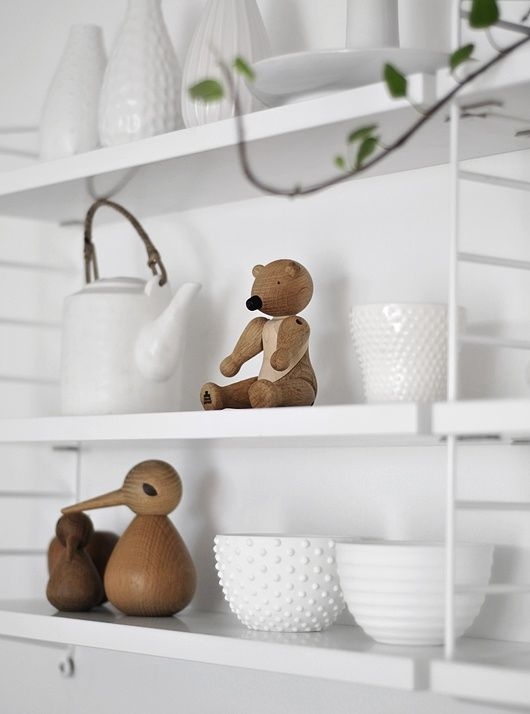 Who could resist the Rosendahl Bear? http://www.nest.co.uk/browse/brand/rosendahl/rosendahl-bear