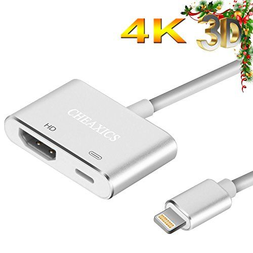 Lightning To Hdmi Iphone Hdmi Adapter Lightning Digital Https Www Amazon Com Dp B078x7jcpd Ref Cm Sw R With Images Cell Phone Accessories Iphone 8 Plus Mobile Phone