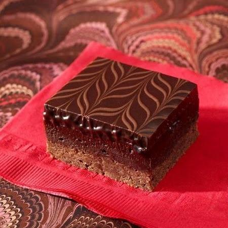 Raspberry-Truffle Brownie Bars | Bars, brownies, and squares | Pinter ...