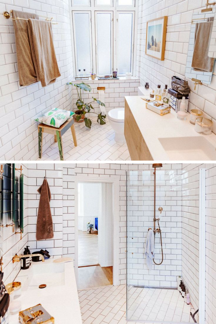 Bathroom inspo from Pernille Teisbaek, Co-Founder and Creative Director of Social Zoo