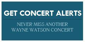 Get Concert Alerts