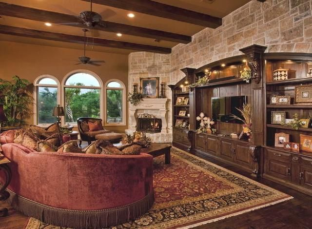 texas hill country decor |  http://b.vimeocdn.com/ts/133/621/133621131_640.jpg | bigdreamin' |  Pinterest | Country decor, Living rooms and Room