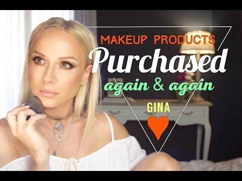 Αγαπημένα Αυγούστου 2016   gina - YouTube