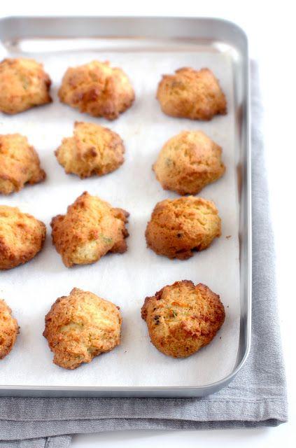 biscotti con pistacchi arancia ricotta