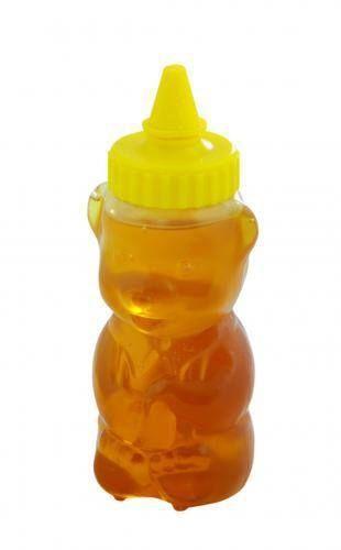 Med_macko - odmalička miluju med, tento si pamatuju dobře, když jsem byla malá holka