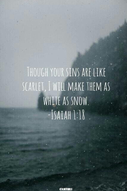 Isaiah 1:18. Such profound love.