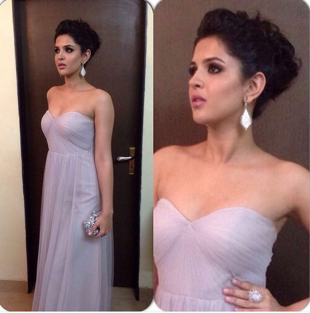Top Indian fashion and lifestyle blog: Deeksha Seth in a Jenny Yoo