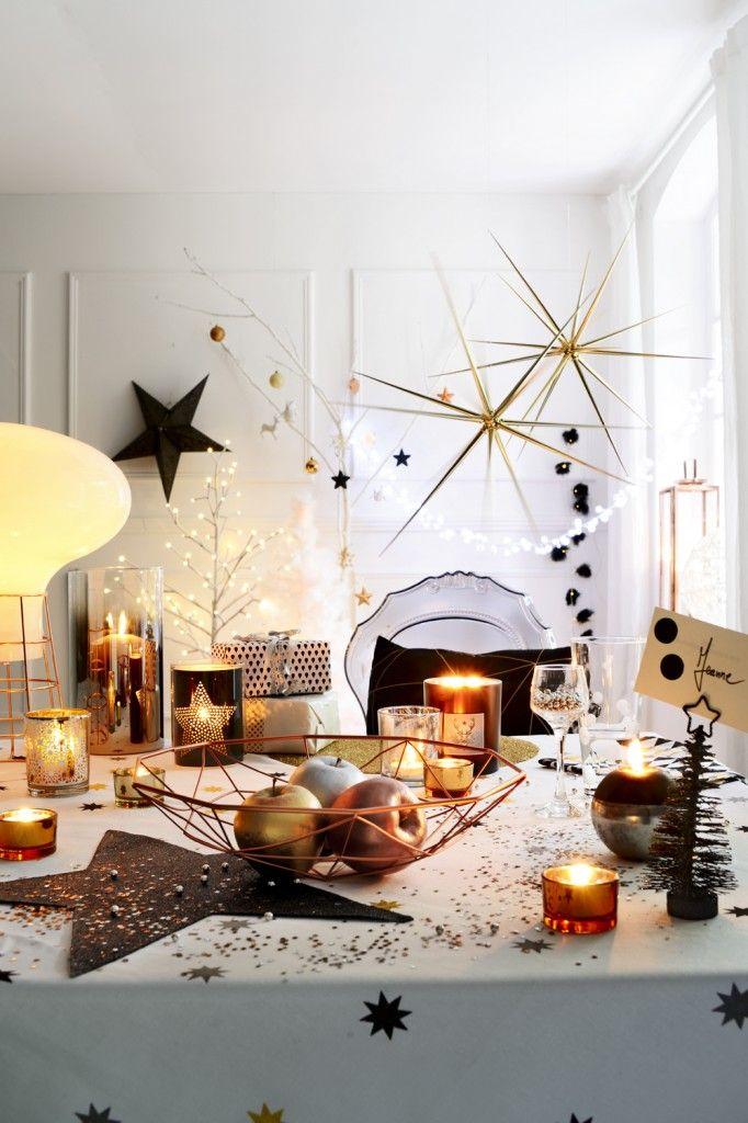 les 89 meilleures images du tableau no l inspirations mm sur pinterest joyeux no l temps. Black Bedroom Furniture Sets. Home Design Ideas