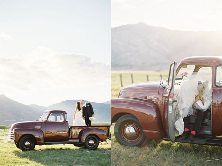 truck :): Pickup Trucks, Retro Cars, Old Trucks, Merry Photography, Wedding Photo, Old Cars, Wedding Pictures, Photography Blog, Bride Groom