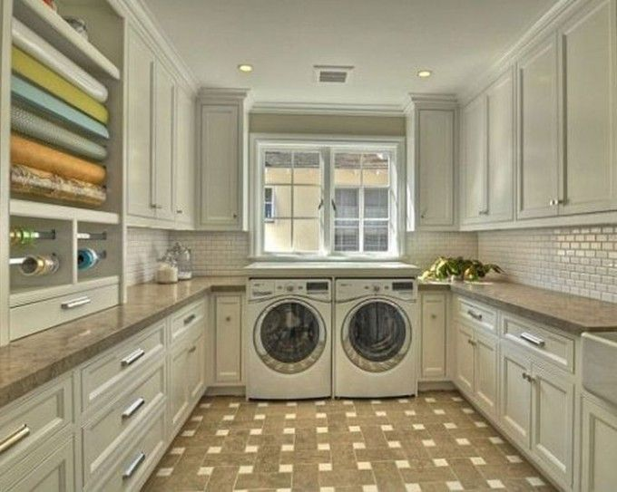 Best Laundry Room Images On Pinterest Laundry Room Design The - Coolest laundry room design ideas