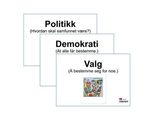 Bravo Maxibøker PDF valg, demokrati og politikk