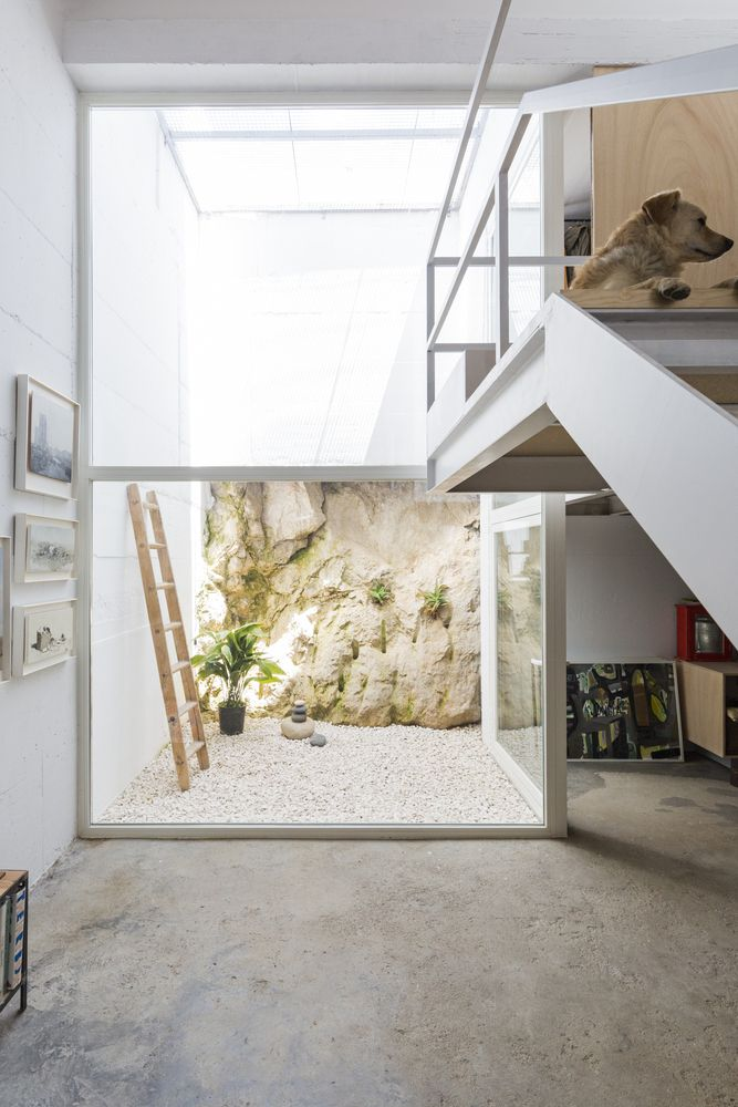 Galería de Casa para un Pintor / DTR_studio architects - 2