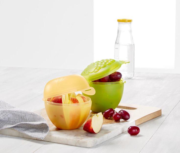 Pojemniki na jabłka i winogrona 343045 w Tchibo