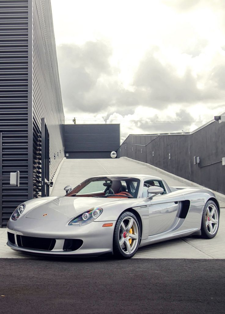 Porsche Carrera GT                                                                                                                                                                                 More