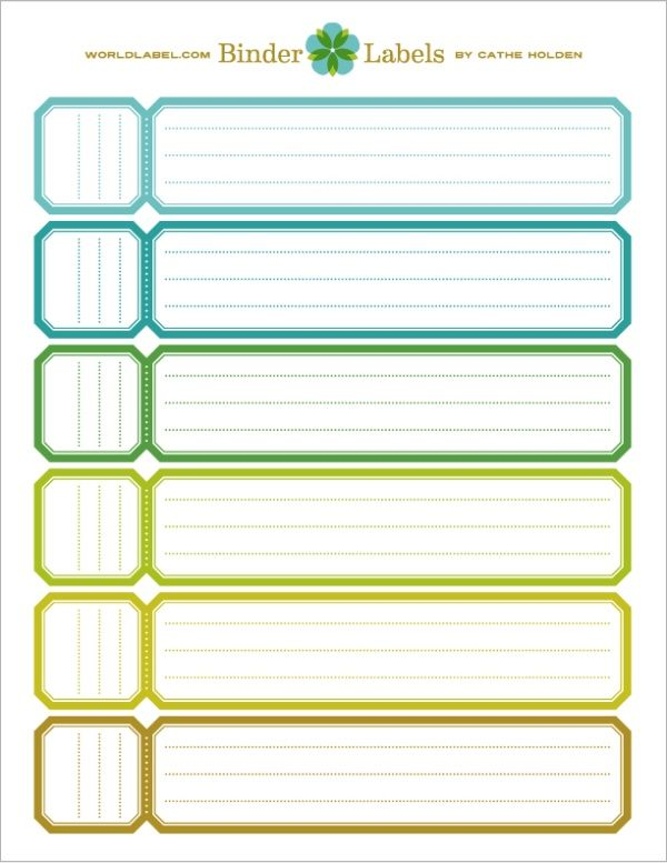 Best  Binder Spine Labels Ideas On   Classroom Labels