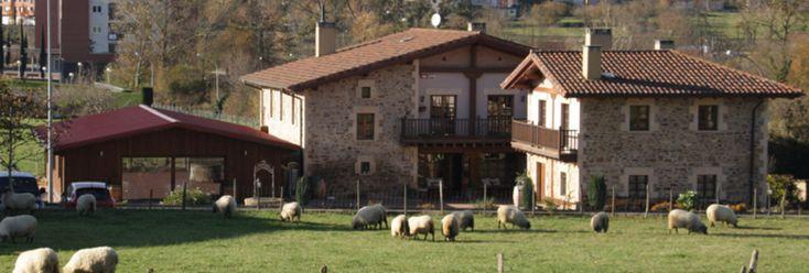 Bienvenido a la pagina web del restaurante Abiaga Jatetxea de Amurrio