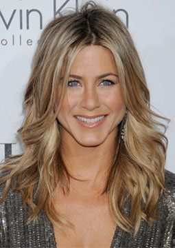 I wish I could just wake up every morning with Jennifer Aniston hair....
