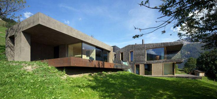 Kurt Brunner / Bergmeister Wolf Architekten