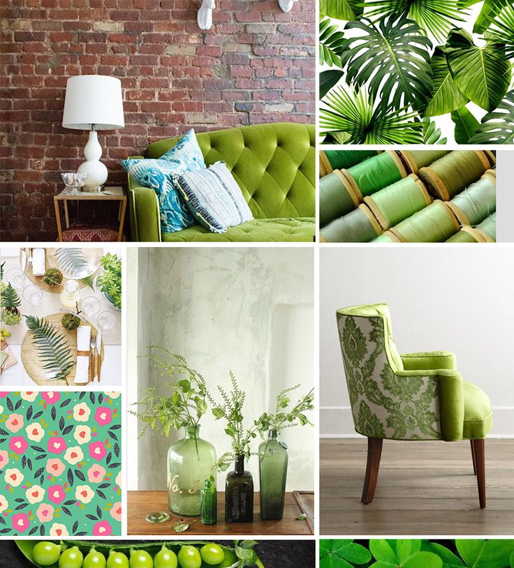 Pantone's Color of the Year 2017: Greenery – aninspo