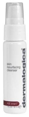 Dermalogica Skin Resurfacing Cleanser Travel Size: A dual-action exfoliating cleanser containing Lactic Acid that smooths, retexturizes and delivers ultra-clean skin. Use of this cleanser prepares skin for maximum penetration of AGE Smart active anti aging ingredients. #Dermalogica #SkinCare #TravelSize #AGESmart #Cleanser #Smooths #CleansSkin #FreeSamples