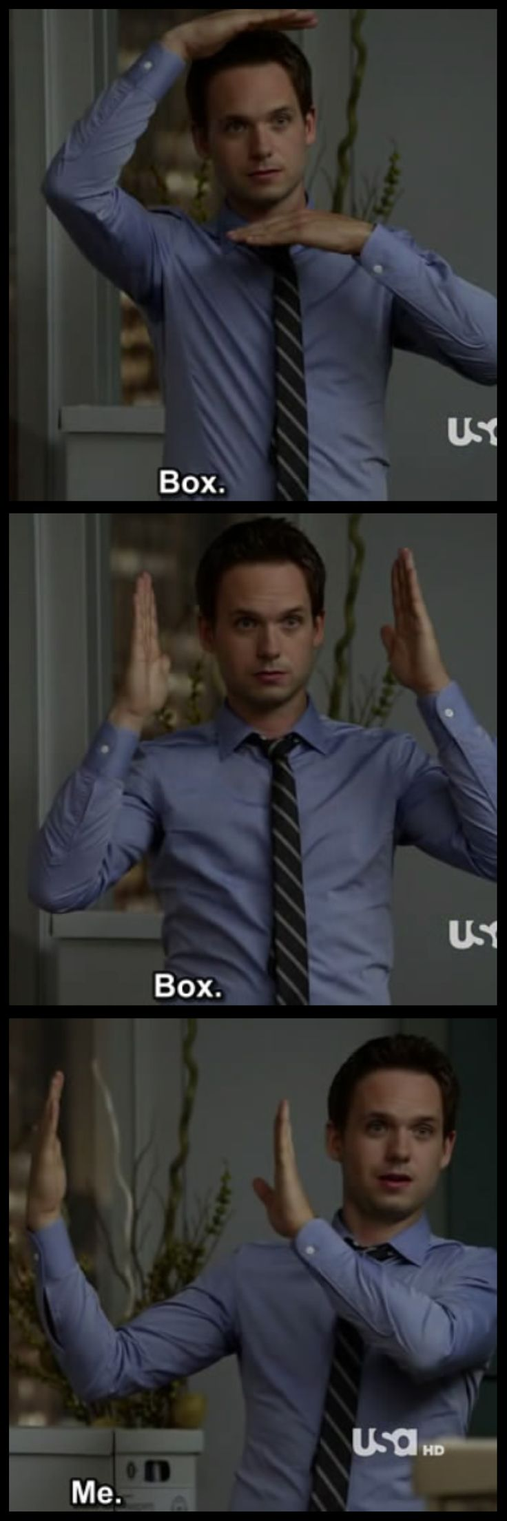 Suits , Mike Ross, out of the box mindset , quotes