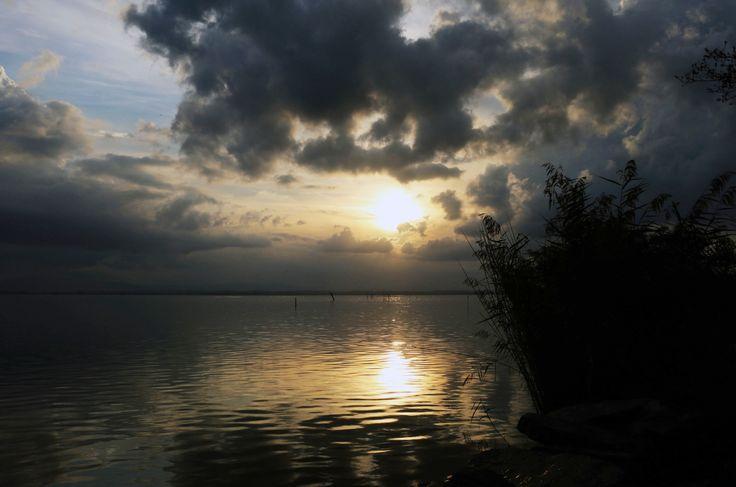 Trasimeno lake, Umbria, Italy