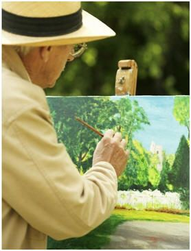 Free DIY Oil Painting Lessons - Teach yourself how to oil paint. Follow any of dozens of demonstrations and videos from top artists, art magazines and art web sites. Learn all of the best tips and techniques at home with free, online demonstrations.