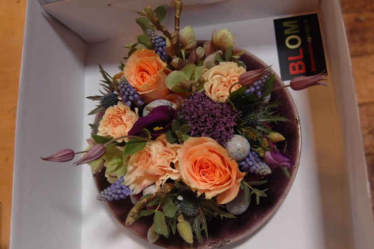 #bloementaart #pasen #bloemwerkopmaat #wageningen #bennekom #ede