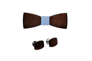 Træ accessories sæt Virilem & Punm af BeWooden   BeWooden Danmark