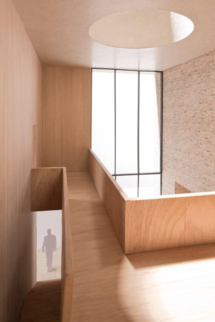 Carmody Groarke Designed Private House In Highgate
