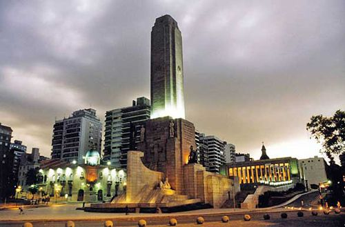 Rosario, Argentina - I can not wait to take my family to meet my AR host family some day.