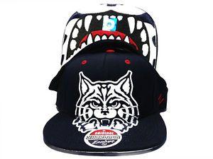 f72db9ff8ba Arizona Wildcats Zephyr Menace Underbill Design Snapback Cap Hat ...