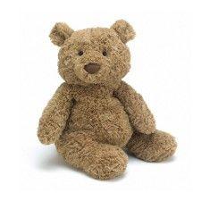 Jellycat_Bartholomew_Bear_Large #bear #cuddly #cuddliestbearever #cantlivewithout #love