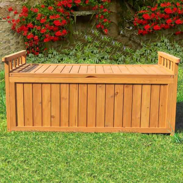 Buy Greenfingers Fir Storage Bench 35 x at Guaranteed Cheapest Prices with  Rapid Delivery available now at the UK s Garden Furniture Store. 1000  ideas about Garden Furniture Sale on Pinterest   Wooden