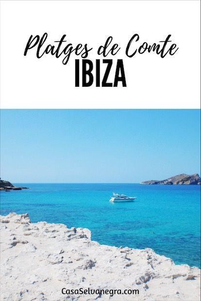 Platges de Comte, Cala Conta Ibiza
