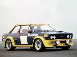 Fiat 131 Abarth Rallye