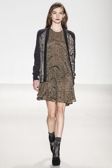 Nanette Lepore Autumn/Winter 2014-15 Ready-To-Wear