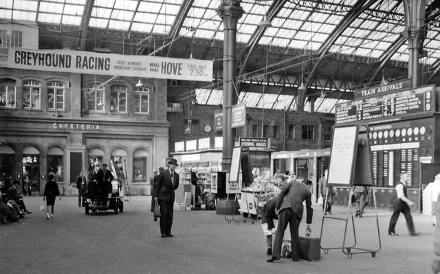 Brighton Station 50s?