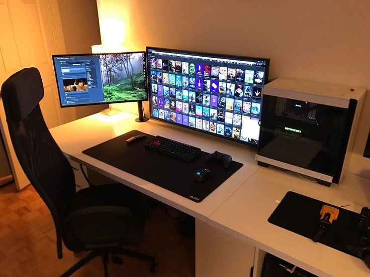 235 Best Desktop Setup Ideas Images On Pinterest Gaming