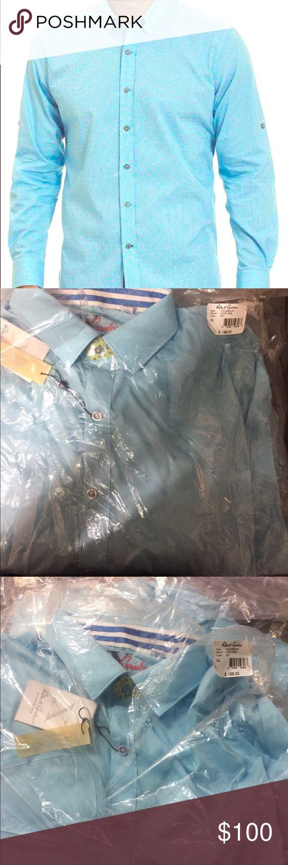 Robert Graham shirt xl Brand new men's shirt Robert Graham Shirts Dress Shirts